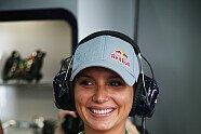 Promis in Sepang - Formel 1 2014, Malaysia GP, Sepang, Bild: Red Bull