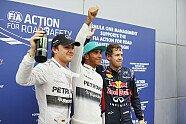 Samstag - Formel 1 2014, Malaysia GP, Sepang, Bild: Mercedes AMG