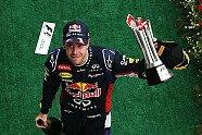 Podium - Formel 1 2014, Malaysia GP, Sepang, Bild: Red Bull