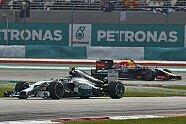 Rennen - Formel 1 2014, Malaysia GP, Sepang, Bild: Mercedes AMG