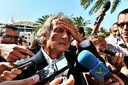 Montezemolo: Bilder seiner Karriere - Formel 1 2014, Verschiedenes, Bild: Sutton