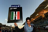 Girls - Formel 1 2014, Bahrain GP, Sakhir, Bild: Sutton