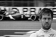 Black & White Highlights - Formel 1 2014, Bahrain GP, Sakhir, Bild: Sutton