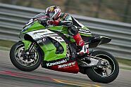 2. Lauf - Superbike WSBK 2014, Spanien, Motorland Alcaniz, Bild: Kawasaki