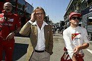 Montezemolo: Bilder seiner Karriere - Formel 1 2014, Verschiedenes, Bild: Ferrari