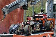 Bilder des Jahres: Unfälle - Formel 1 2014, Verschiedenes, Bild: Sutton