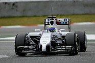 Dienstag - Formel 1 2014, Testfahrten, Barcelona, Barcelona, Bild: Sutton