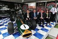 Sir Jack Brabham - Bilder einer Legende - Formel 1 2013, Verschiedenes, Bild: Sutton