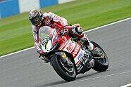 5. Lauf - Superbike WSBK 2014, Großbritannien, Donington, Bild: Ducati