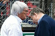Sonntag - Formel 1 2014, Monaco GP, Monaco, Bild: Sutton