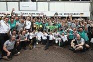Sonntag - Formel 1 2014, Monaco GP, Monaco, Bild: Mercedes AMG