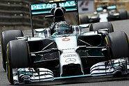 Rennen - Formel 1 2014, Monaco GP, Monaco, Bild: Mercedes AMG