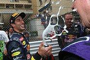 Sonntag - Formel 1 2014, Monaco GP, Monaco, Bild: Red Bull