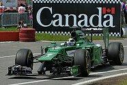 Freitag - Formel 1 2014, Kanada GP, Montreal, Bild: Sutton