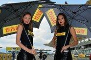 Grid Girls Sepang - Superbike WSBK 2014, Malaysia, Sepang, Bild: WorldSBK.com