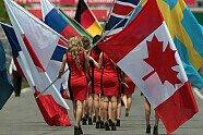 Girls - Formel 1 2014, Kanada GP, Montreal, Bild: Sutton