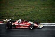 Legendäre F1-Piloten: Gilles Villeneuve - Formel 1 1978, Verschiedenes, Bild: Sutton