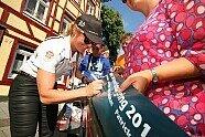 Sabine Schmitz: Bilder aus der Karriere der Nürburgring-Legende - Motorsport 2014, Verschiedenes, Bild: Patrick Funk