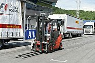 Vorbereitungen - Formel 1 2014, Österreich GP, Spielberg, Bild: Sutton