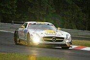 Die besten SLS-Bilder auf der Nordschleife - 24 h Nürburgring 2014, 24 Stunden Nürburgring, Nürburg, Bild: Patrick Funk