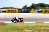 7. Lauf - Superbike WSBK 2014, Italien, Misano Adriatico, Bild: Voltcom Crescent Suzuki