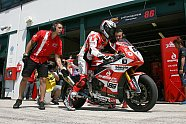 7. Lauf - Superbike WSBK 2014, Italien, Misano Adriatico, Bild: Team Bimota Alstare