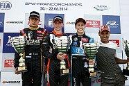 13. - 15. Lauf - Formel 3 EM 2014, Spa-Francorchamps, Spa-Francorchamps, Bild: FIA F3