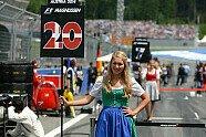 Girls - Formel 1 2014, Österreich GP, Spielberg, Bild: Sutton
