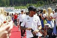 Sonntag - Formel 1 2014, Österreich GP, Spielberg, Bild: Mercedes AMG