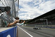 Rennen - Formel 1 2014, Österreich GP, Spielberg, Bild: Mercedes AMG
