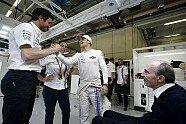 Sonntag - Formel 1 2014, Österreich GP, Spielberg, Bild: Williams F1