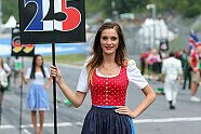 Girls - Formel 1 2014, Österreich GP, Spielberg, Bild: Red Bull/GEPA