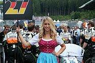 Österreich: Zeitreise mit den hübschesten Girls aus der Steiermark - Formel 1 2014, Verschiedenes, Österreich GP, Spielberg, Bild: Red Bull/GEPA