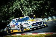 Die besten SLS-Bilder auf der Nordschleife - 24 h Nürburgring 2014, 24 Stunden Nürburgring, Nürburg, Bild: AMG Kundensport