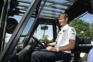 Vorbereitungen - DTM 2014, Norisring, Nürnberg, Bild: BMW