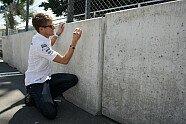 Vorbereitungen - DTM 2014, Norisring, Nürnberg, Bild: BMW AG