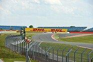 Vorbereitungen - Formel 1 2014, Großbritannien GP, Silverstone, Bild: Sutton