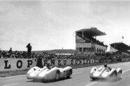 Historie: Die besten Bilder des Frankreich GPs - Formel 1 1954, Verschiedenes, Bild: Daimler