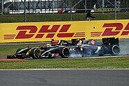 Pastor Maldonados Unfälle - Formel 1 2014, Verschiedenes, Bild: Sutton