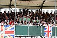 Sonntag - Formel 1 2014, Großbritannien GP, Silverstone, Bild: Sutton