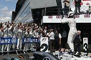Sonntag - Formel 1 2014, Großbritannien GP, Silverstone, Bild: Williams F1