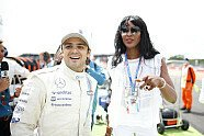 Girls - Formel 1 2014, Großbritannien GP, Silverstone, Bild: Williams F1