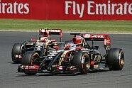 Rennen - Formel 1 2014, Großbritannien GP, Silverstone, Bild: Sutton