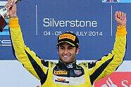 9. & 10. Lauf - GP2 2014, Silverstone, Silverstone, Bild: Sutton