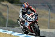 10. Lauf - Superbike WSBK 2014, USA, Monterey, Bild: Aprilia Racing Team