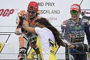 Girls - MotoGP 2014, Deutschland GP, Hohenstein-Ernstthal, Bild: Milagro