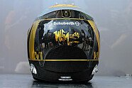 Rosbergs WM-Helm - Formel 1 2014, Deutschland GP, Hockenheim, Bild: Sutton