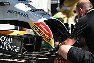 Donnerstag - Formel 1 2014, Deutschland GP, Hockenheim, Bild: Sutton