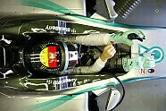 Freitag - Formel 1 2014, Deutschland GP, Hockenheim, Bild: Mercedes AMG