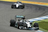 Rennen - Formel 1 2014, Deutschland GP, Hockenheim, Bild: Mercedes AMG